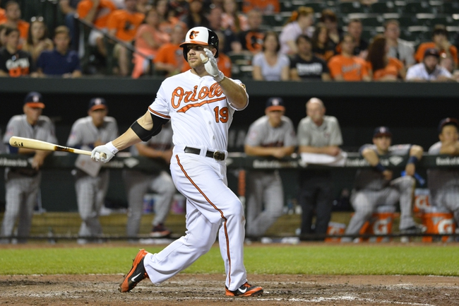 Baltimore Orioles vs. Houston Astros - 5/27/15 MLB Pick, Odds, and Prediction