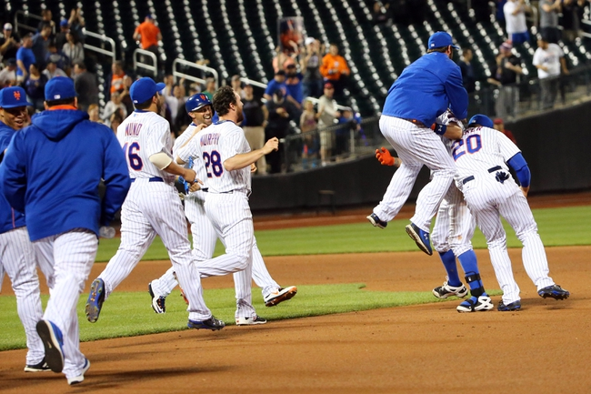 Mets vs. Phillies - 5/27/15 MLB Pick, Odds, and Prediction
