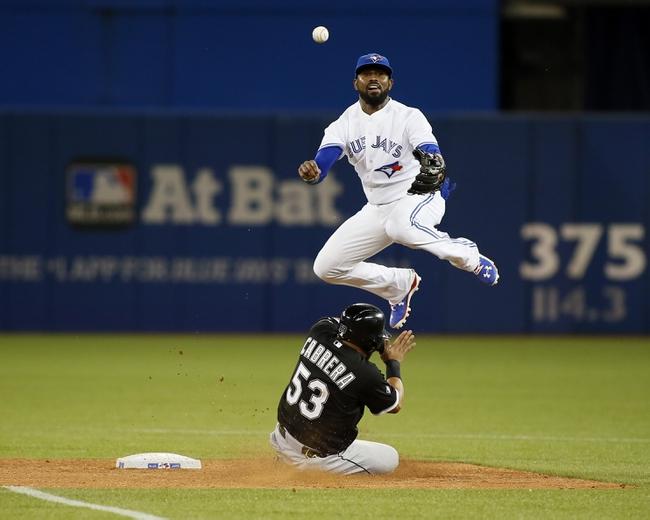 White Sox vs. Blue Jays - 7/6/15 MLB Pick, Odds, and Prediction