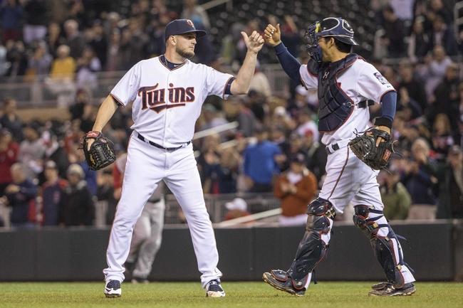 Minnesota Twins vs. Boston Red Sox - 5/27/15 MLB Pick, Odds, and Prediction
