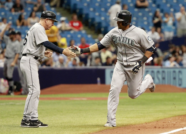 Seattle Mariners vs. Tampa Bay Rays - 6/5/15 MLB Pick, Odds, and Prediction