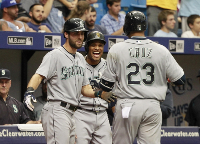 Seattle Mariners vs. Tampa Bay Rays - 6/4/15 MLB Pick, Odds, and Prediction