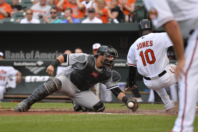 Chicago White Sox vs. Baltimore Orioles - 7/3/15 MLB Pick, Odds, and Prediction