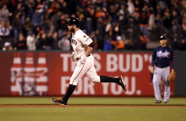 San Francisco Giants vs. Atlanta Braves - 5/29/15 MLB Pick, Odds, and Prediction