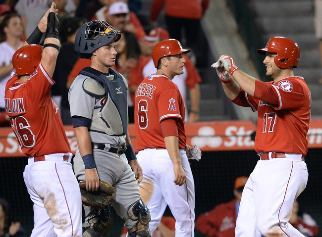 Los Angeles Angels vs. Detroit Tigers - 5/29/15 MLB Pick, Odds, and Prediction