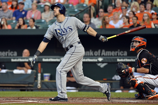 Orioles vs. Rays - 5/30/15 MLB Pick, Odds, and Prediction