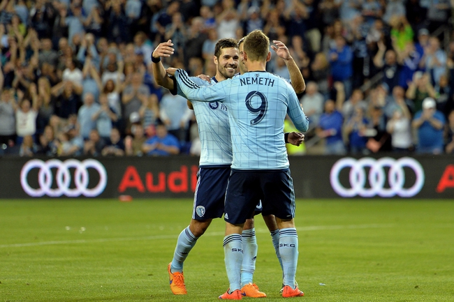 MLS Soccer: Real Salt Lake vs. Sporting Kansas City Pick, Odds, Prediction - 6/21/15