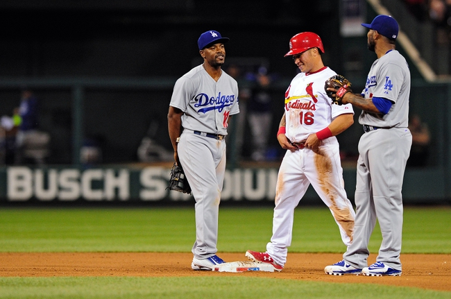 St. Louis Cardinals vs. Los Angeles Dodgers - 5/30/15 MLB Pick, Odds, and Prediction