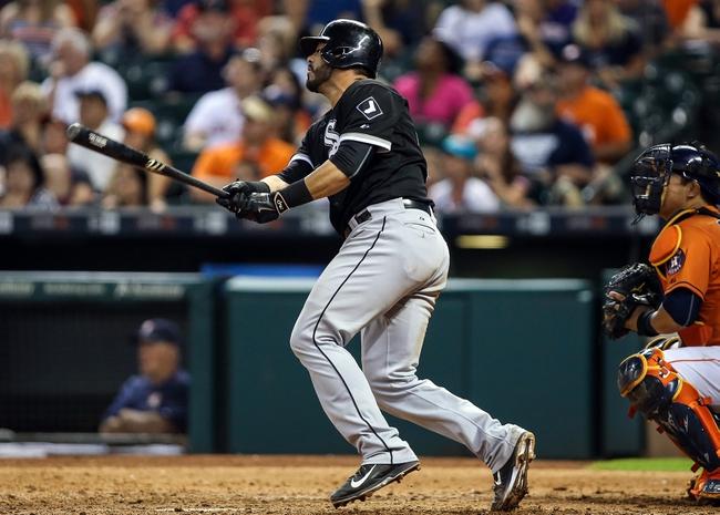 Astros vs. White Sox - 5/30/15 MLB Pick, Odds, and Prediction