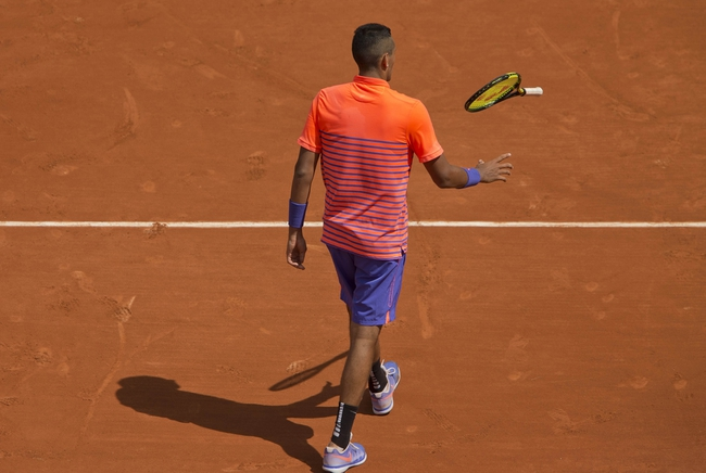 Nick Kyrgios vs. Marco Cecchinato 2016 French Open Pick, Odds, Prediction