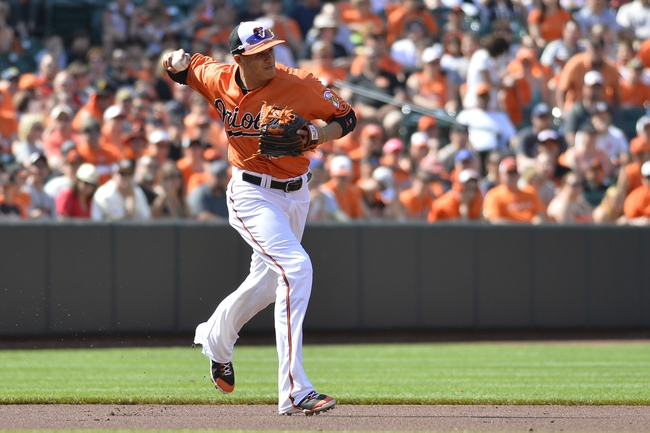 Orioles vs. Rays - 5/31/15 MLB Pick, Odds, and Prediction