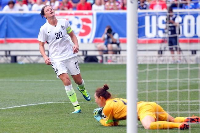 2015 FIFA Women's World Cup: United States vs. Australia Pick, Odds, Prediction - 6/8/15