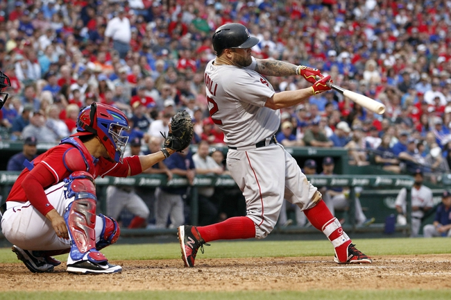 Rangers vs. Red Sox - 5/31/15 MLB Pick, Odds, and Prediction