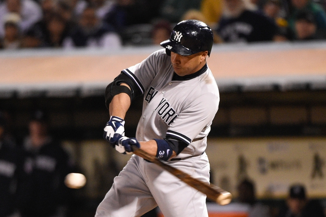 Athletics vs. Yankees - 5/31/15 MLB Pick, Odds, and Prediction