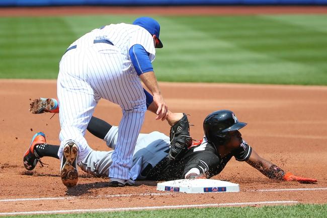Miami Marlins vs. New York Mets - 8/3/15 MLB Pick, Odds, and Prediction