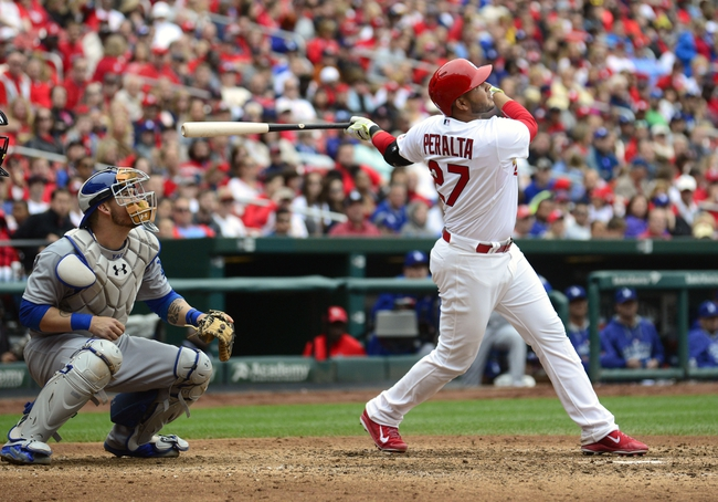 Cardinals at Dodgers - 6/4/15 MLB Pick, Odds, and Prediction