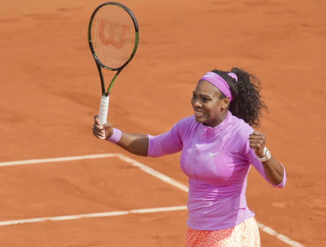 Serena Williams vs. Timea Bacsinszky 2015 French Open, Pick, Odds, Prediction