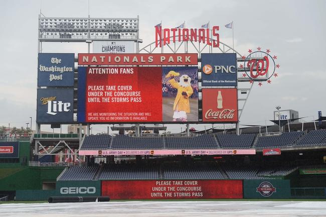 Washington Nationals vs. Toronto Blue Jays - 6/2/15 MLB Pick, Odds, and Prediction
