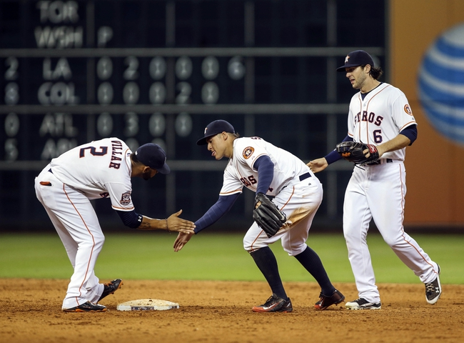 Astros vs. Orioles - 6/2/15 MLB Pick, Odds, and Prediction