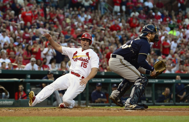 Cardinals vs. Brewers - 6/3/15 MLB Pick, Odds, and Prediction