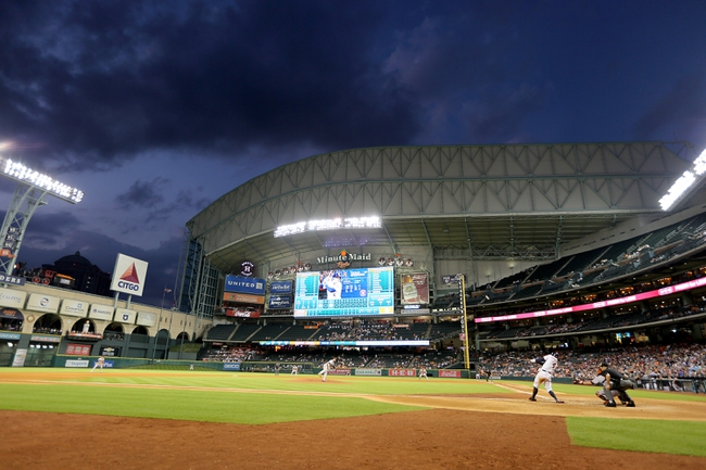 Astros vs. Orioles - 6/3/15 MLB Pick, Odds, and Prediction