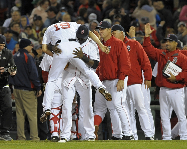 Boston Red Sox vs. Minnesota Twins Game Two - 6/3/15 MLB Pick, Odds, and Prediction