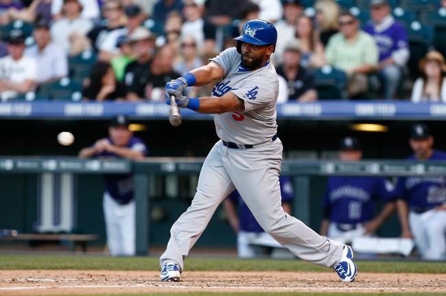 Colorado Rockies vs. Los Angeles Dodgers - 6/3/15 MLB Pick, Odds, and Prediction