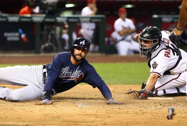 Arizona Diamondbacks vs. Atlanta Braves - 6/3/15 MLB Pick, Odds, and Prediction