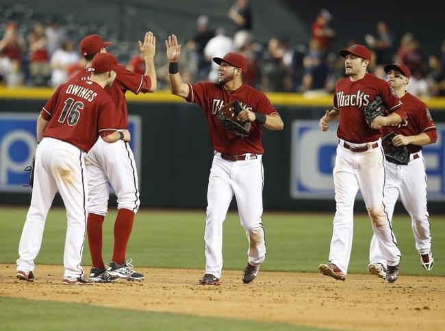 Braves vs. Diamondbacks - 8/15/15 MLB Pick, Odds, and Prediction