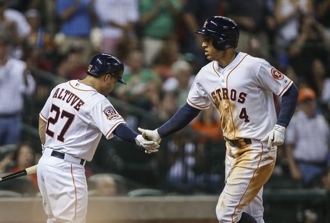 Houston Astros vs. Baltimore Orioles - 6/3/15 MLB Pick, Odds, and Prediction