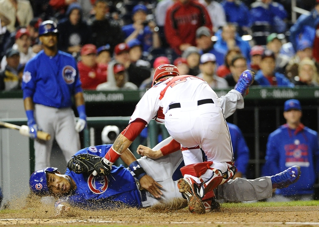 Nationals vs. Cubs - 6/5/15 MLB Pick, Odds, and Prediction