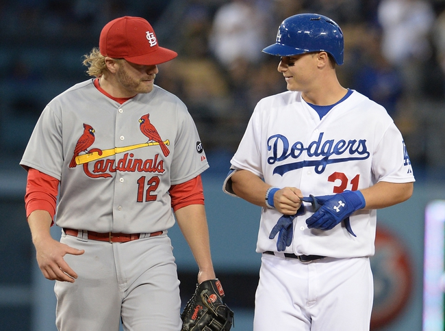 Cardinals at Dodgers - 6/7/15 MLB Pick, Odds, and Prediction
