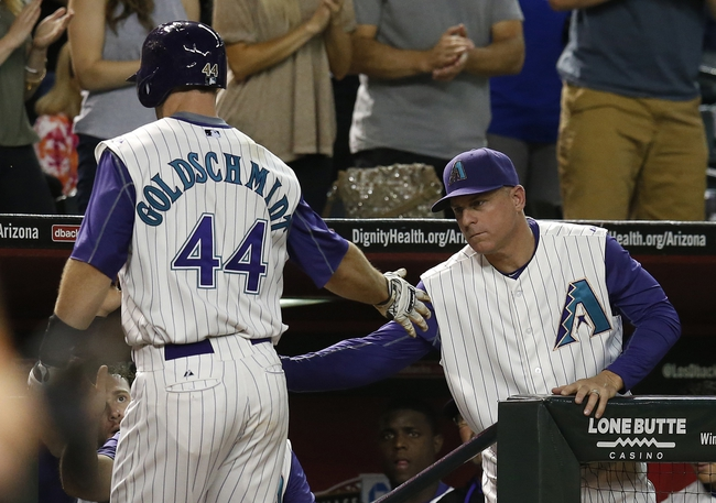 Diamondbacks vs. Mets - 6/5/15 MLB Pick, Odds, and Prediction