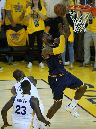 Golden State Warriors vs. Cleveland Cavaliers - 6/7/15 NBA Pick, Odds, and Prediction