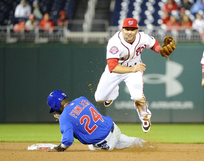 Washington Nationals vs. Chicago Cubs - 6/6/15 MLB Pick, Odds, and Prediction