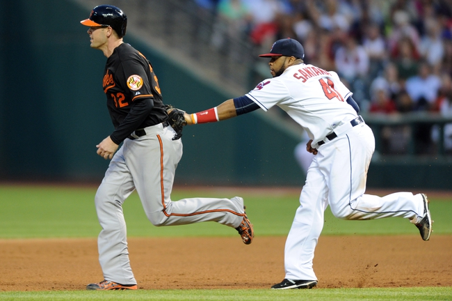 Cleveland Indians vs. Baltimore Orioles - 6/7/15 MLB Pick, Odds, and Prediction