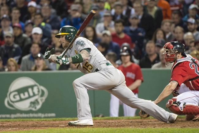 Boston Red Sox vs. Oakland Athletics - 6/6/15 MLB Pick, Odds, and Prediction