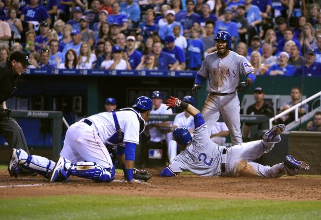 Royals vs. Rangers - 6/6/15 MLB Pick, Odds, and Prediction
