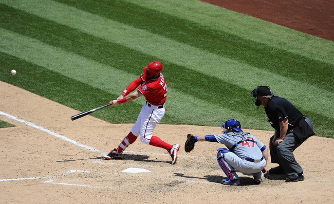 Cubs at Nationals - 6/7/15 MLB Pick, Odds, and Prediction