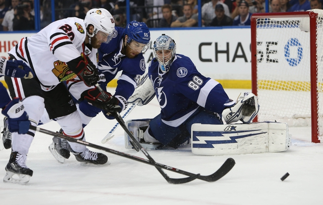 Chicago Blackhawks vs. Tampa Bay Lightning - 6/8/15 NHL Pick, Odds, and Prediction