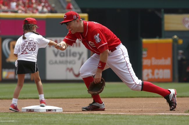 Padres vs. Reds - 8/10/15 MLB Pick, Odds, and Prediction
