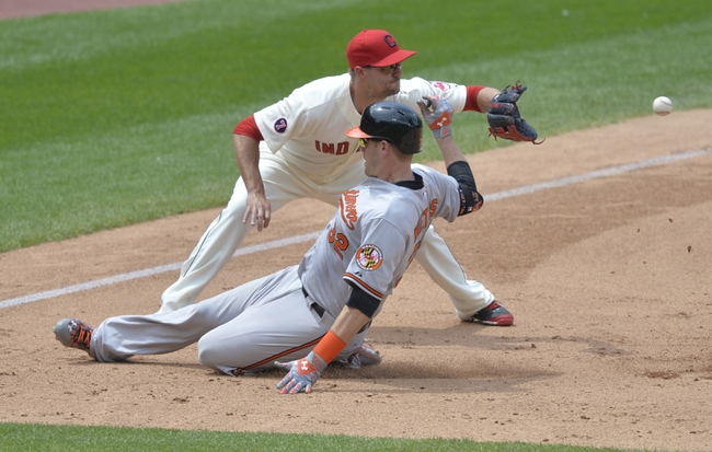 Baltimore Orioles vs. Cleveland Indians - 6/27/15 MLB Pick, Odds, and Prediction
