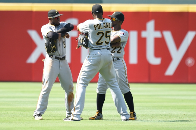Pirates vs. Braves - 6/26/15 MLB Pick, Odds, and Prediction