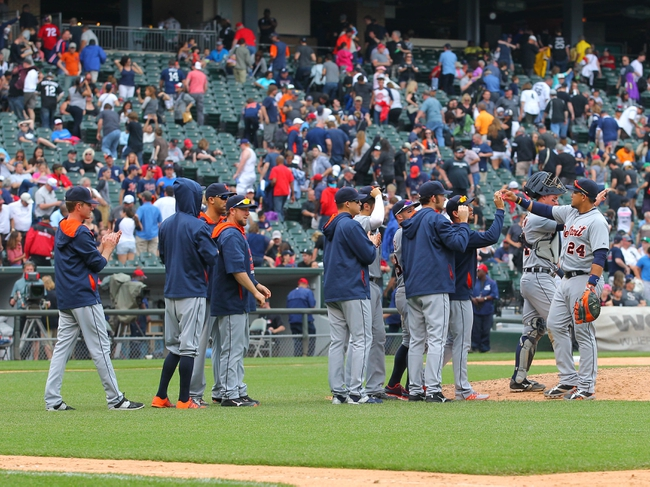 Tigers vs. Cubs - 6/9/15 MLB Pick, Odds, and Prediction