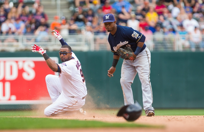 Brewers vs. Twins - 6/26/15 MLB Pick, Odds, and Prediction