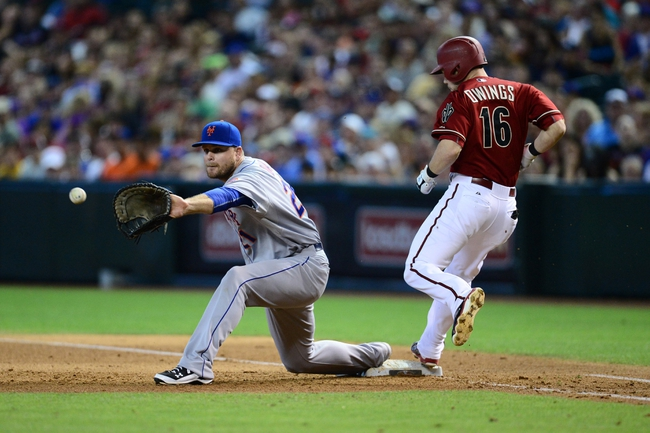 New York Mets vs. Arizona Diamondbacks - 7/10/15 MLB Pick, Odds, and Prediction