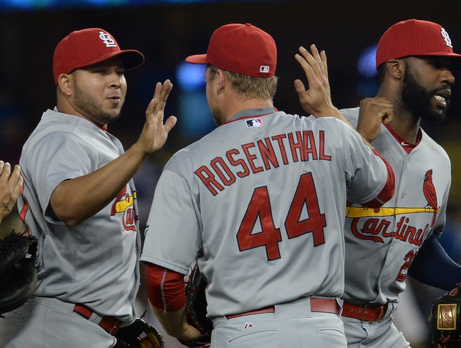 Los Angeles Dodgers vs. St. Louis Cardinals - 5/13/16 MLB Pick, Odds, and Prediction