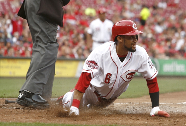 Reds vs. Phillies - 6/10/15 MLB Pick, Odds, and Prediction