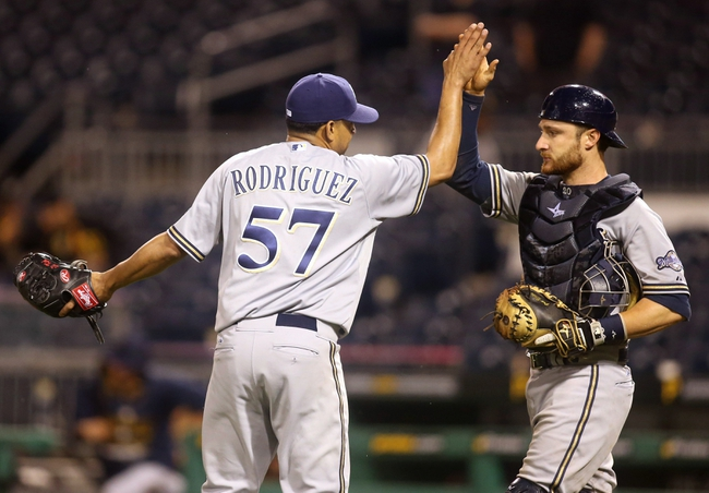 Pittsburgh Pirates vs. Milwaukee Brewers - 6/10/15 MLB Pick, Odds, and Prediction