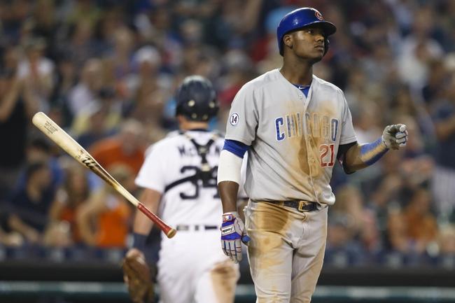 Tigers vs. Cubs - 6/10/15 MLB Pick, Odds, and Prediction